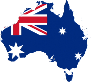 Australia_map_Alternative_Medical_Careers_Medic_Footprints