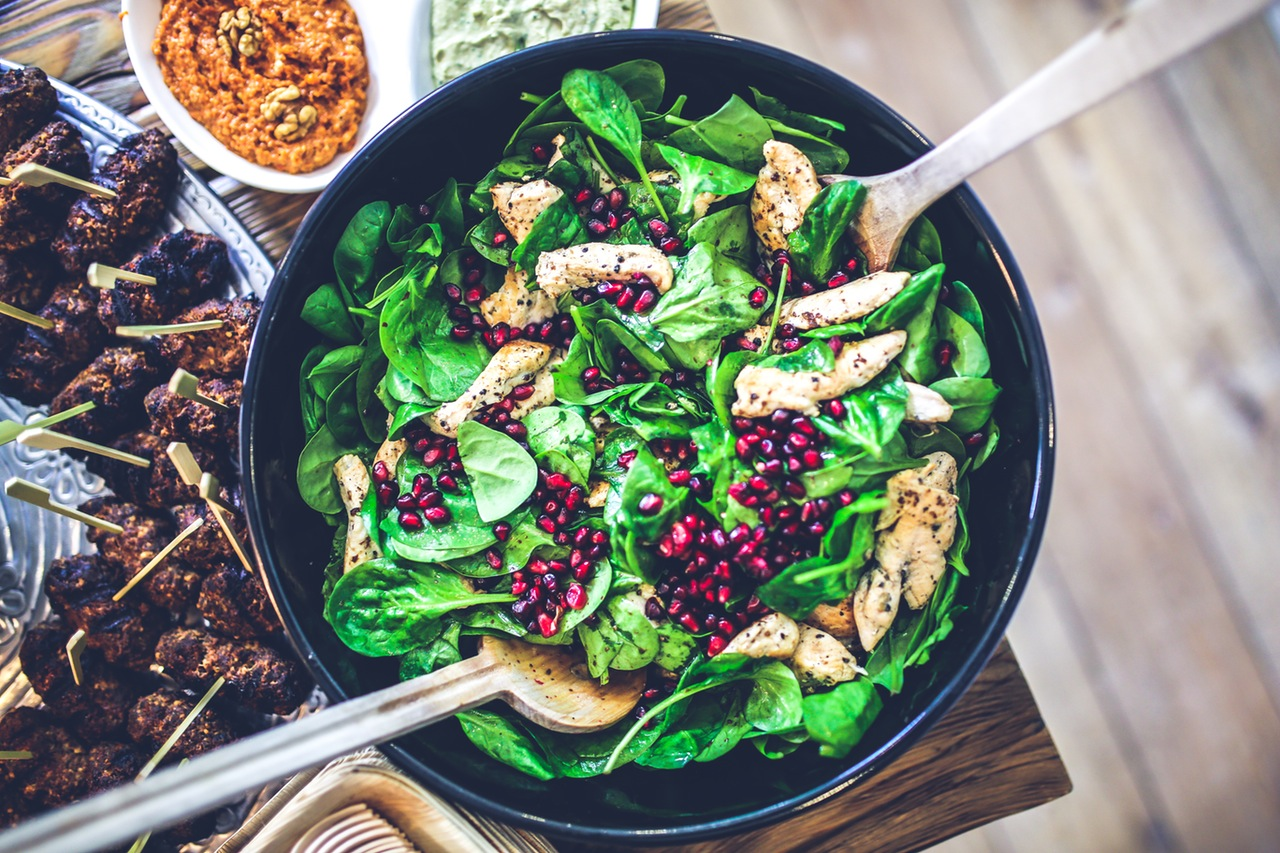 healthy new year meals